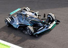 Mercedes 2030 Fantasy Design aneb jak budou vypadat F1 v roce 2030