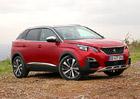 J�zdn� dojmy s Peugeotem 3008: Eleg�n s kolob�kou hraje a� moc na efekt