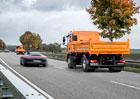 MAN pro vyšší bezpečnost při údržbě silnic