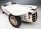 Mercer-Cobra Roadster: Retro zapomenuté značky ze šedesátých let