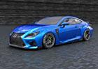 Lexus LC 500, GS F a RC F jsou ještě sportovnější!