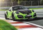 TechArt GTstreet R: Ohromující výkon a vzhled pro Porsche 911 Turbo