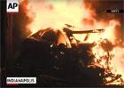 Další tragická nehoda Tesly. Baterie jí vybuchovaly jako ohňostroj