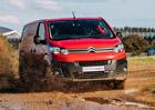 WRC rozvážka: Citroën Jumpy s Krisem Meekem za volantem!