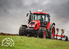Zetor Forterra finalistou Tractor of the Year 2017