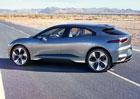 Jaguar I-Pace: Elektrické SUV má dva motory a 400 koní