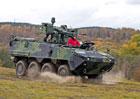 Řídili jsme vojenský Pandur II 8x8: Jak jezdí armádní speciál?