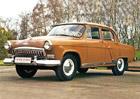 GAZ-21 Volga: Sovětská legenda slaví. Carevně je šedesát!