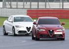 Alfa Romeo Giulia zajela rekordní kolo v Silverstone. Poslepu! (+video)