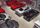 Myslíte si, že jste viděli už všechny sbírky aut? Tak se mrkněte na tuhle!
