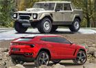 Lamborghini a jeho výlety do terénu v obří galerii (+videa)
