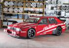Alfa Romeo 75 Turbo Evoluzione IMSA: Italská M3 je na prodej!
