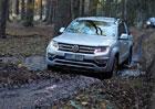 Volkswagen Amarok V6: Jako v bavlnce