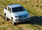 Volkswagen Amarok V6: Připraven na všechno