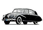 Tatra 87 (1936-1950): Nejkrásnější Tatře je osmdesát!