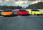 Video: Lamborghini Huracán řádí na nejlepších evropských silnicích
