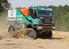 Jako na Dakaru: Svezení s Ivecem
