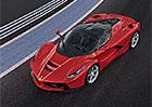 Ferrari LaFerrari je nejdražší vydražené auto 21. století. Za kolik se prodalo?