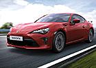 Modernizovaná Toyota GT86 má české ceny. Nejdražší se šplhá k milionu