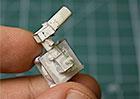 Nejmenší motor na světě: Místo hliníku papír, místo benzínu vzduch