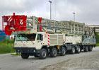 Tatra Force 14x8 a 12x8: Jezevčíci pro mobilní vrtné soupravy