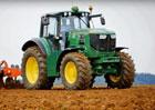 John Deere SESAM i výkonný traktor může být na elektřinu (+video)