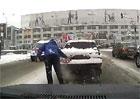 Antiruské video: Když Rusové nebourají, nemlátí se a nestřílejí