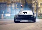 Gymkhana 10? Kdepak, Blockův nezkrácený průlet Londýnem z Top Gearu!
