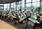 Policie zase nakupovala. Tentokrát motorky za 60 milionů