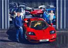 Garáž snů Top Gearu: Legendární supersport, luxusní kupé i elektrické SUV