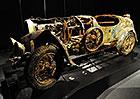 Bugatti 22 Brescia ležela 73 let v jezeře. Teď je v muzeu, renovace se ale nikdy nedočká...