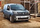 Renault Kangoo Z.E. nabídne o více než 50 % delší dojezd