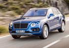 Jízdní dojmy z Bentley Bentayga Diesel: Extrémní cena, kompromisní komfort