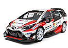 Toyota Yaris WRC: Tovární tým Gazoo angažoval pro MS rallye finské piloty