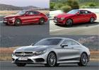 Kvíz: Dokážete rozeznat kupé od Mercedesu? Zkuste si to!