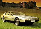Aston Martin Lagonda (1976-1990): Digitální přístrojovka, dotykové ovládání a průšvih
