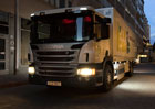 Scania a přednosti i nedostatky nočního zásobování (+video)