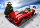 Lyže, boby a sáně slavných automobilových značek nejen pro Santa Clause (+videa)