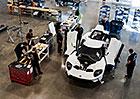 Ford GT: Výroba amerického supersportu se rozjíždí