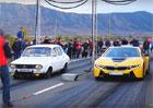 Video: Souboj BMW i8 vs. Upravená Dacia s 340 koňmi. Kdopak asi vyhrál?