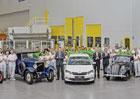 Škoda vyrobila 19 milionů aut. Potřebovala na to 111 let