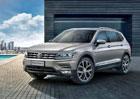Volkswagen Tiguan Allspace: Kodiaq z Wolfsburgu na první fotkách