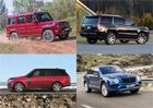 Porsche, Bentley, Range Rover... Prohlédněte si ty nejluxusnější SUV dneška!