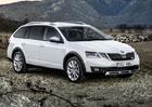 Modernizovaná Škoda Octavia Scout: Jak se vám líbí čtyřoký dobrodruh?