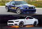 Znáte letecké úpravy Fordu Mustang? Podívejte se na všechny!