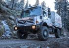 Mercedes-Benz Special Trucks nabízí pomocnou ruku horské službě