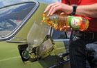 Na co všechno se dá jezdit? Rostlinné oleje, kachní sádlo nebo whisky