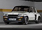 Zánovní Renault 5 Turbo jde do aukce. Má najeto ani ne 6000 km!