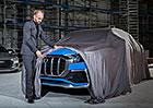 Audi Q8 Concept: Tohle je první oficiální snímek