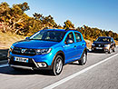 První jízdní dojmy: Jak jezdí faceliftovaná Dacia Sandero & Duster?